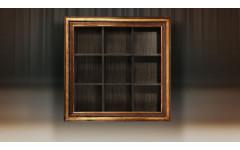 Модуль для книг квадратный. Багет Тоскана