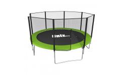 Батут UNIX line Simple 12 ft Green (outside)