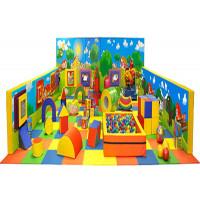 Развивающая модульная комната 6 х 6 м (вариант 1)