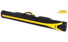 Тубус Predator Sport 2x2 черный/жёлтый