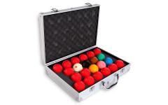 Шары Aramith Tournament Champion 1G Snooker ø52,4мм в кейсе