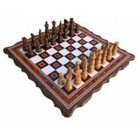 Шахматы Турнирные-5 инкрустация 50