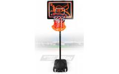 Баскетбольная стойка SLP Junior 018FB + возвратный механизм