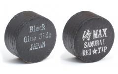 Наклейка для кия «Rei Samurai Black» MAX 14 мм